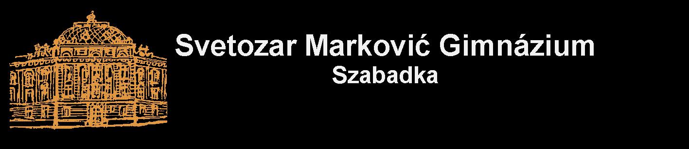Svetozar Marković Gimnázium Szabadka